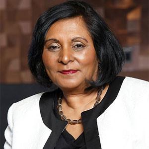 Rita Chahal, Executive Director at Mood Disorders Association of Manitoba